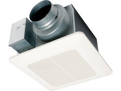 "Panasonic Fans - WhisperCeiling DC - FV-0511VQ1 Precision Spot Bathroom Ventilation Fan - 50-80-110 CFM - 4"" or 6"" Inch Duct"