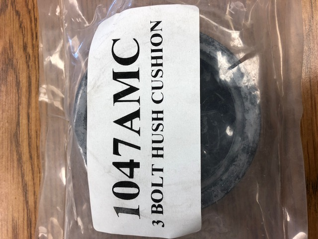 Waste King Accessories - 1047 AMC - Waste King #1047 3 Bolt Hush Cushion