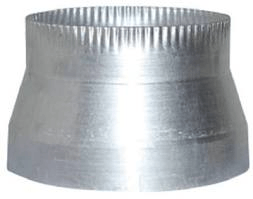 "Lambro Industries - 251 - 4""- 3"" Aluminum Reducer"