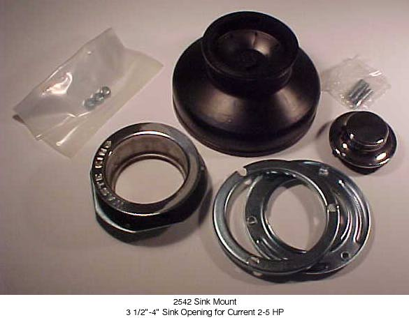 Waste King Sink Mount Kit # 2542