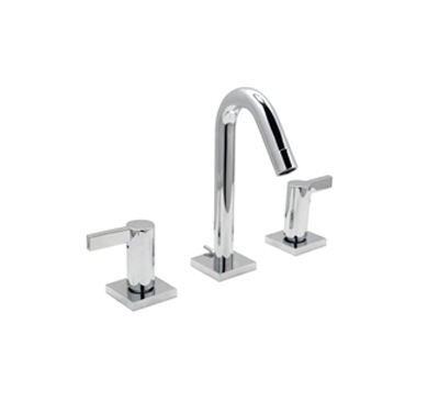 Huntington Brass Bathroom Faucets - Decor Series - Emory WS- 90451-01 Chrome