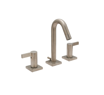 Huntington Brass Bathroom Faucets - Decor Series - Emory WS- 90451-72 Satin Nickel