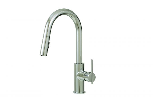 kitchen sink with faucet aquabrass kitchen faucets quinoa 6045n pull dual 6045