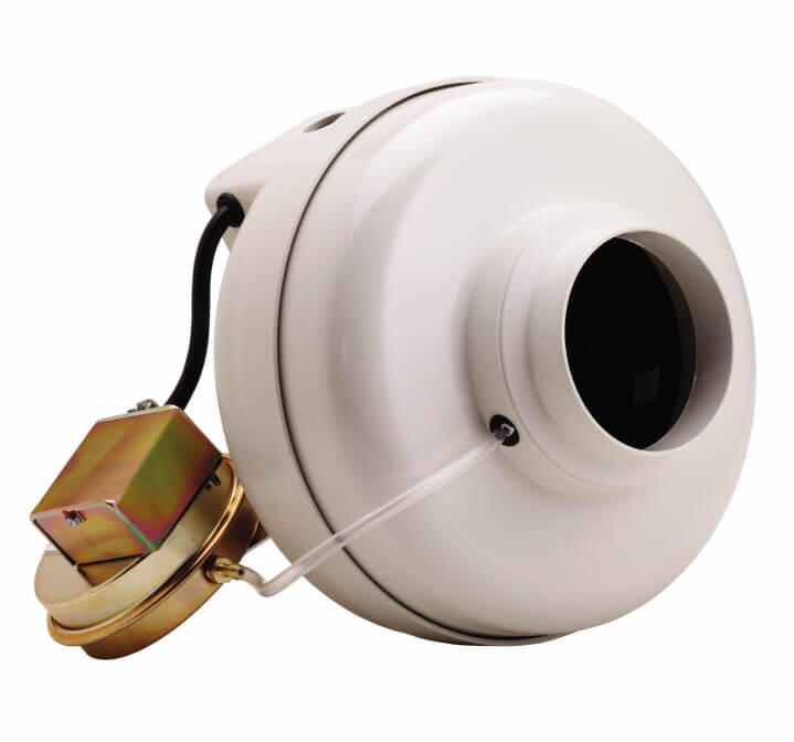 Fantech Db 10 Dryer Booster Pressure Switch Wave