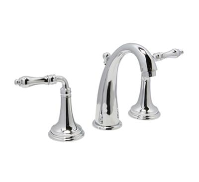 "Huntington Brass Bathroom Faucets - Platinum Signature - Jewel W4560201-11 - 8"" Wide Spread Faucet - Chrome"