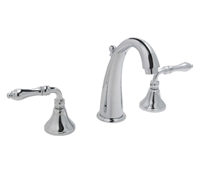 "Huntington Brass Bathroom Faucets - Platinum Signature - Jewel W4560203-11 - 8"" Wide Spread Faucet - Antique Bronze"