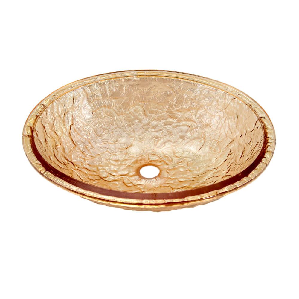 Oceana Sinks : Oceana Sinks - Oceana Glass Sinks : Undermount Sink