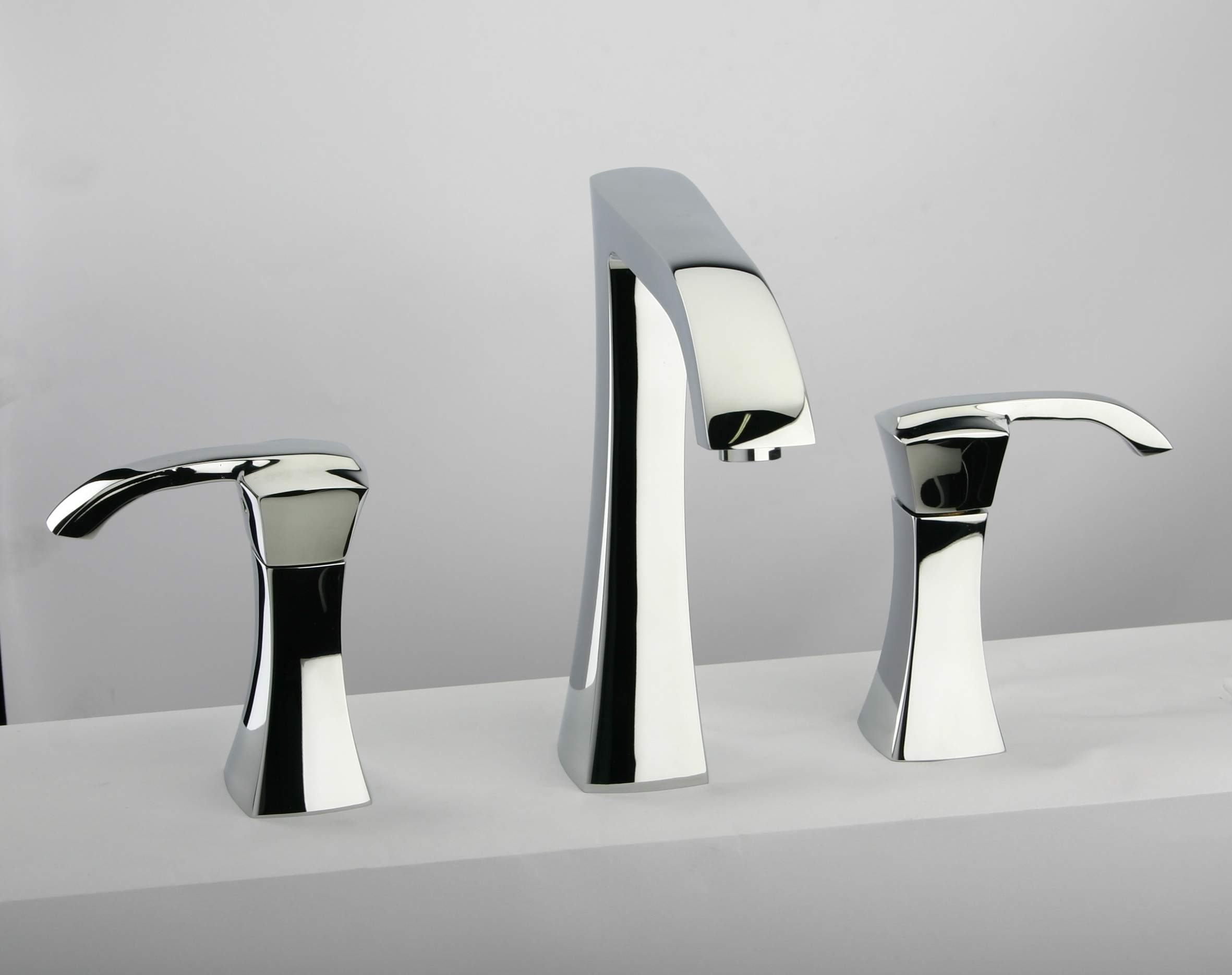illusio chrome zoom roll faucet bathroom vessel in single kef image over faucets to com kraususa lever
