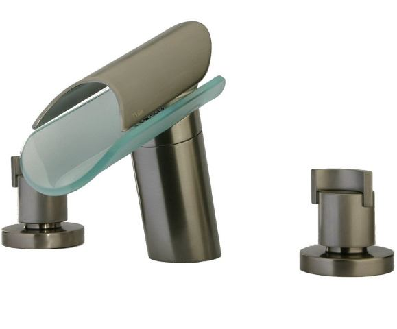 LaToscana by Paini Bathroom Faucets - Morgana 73PW214VR 8 Widespread on brushed nickel faucets, widespread classroom faucets, oiled bronze tub faucets, widespread commercial faucets, deco faucets,