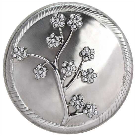 Linkasink Drain - Bathroom D709 - Floral Drain for Bathroom Sinks