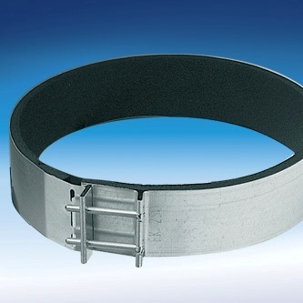 "Fantech Fan Accessories - FC 6 - Mounting Clamps for Round Duct - 6"" Duct"