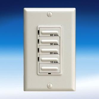 Fantech Fan Accessories - Controls & Switches - FD 60EM - 60 Minute ...