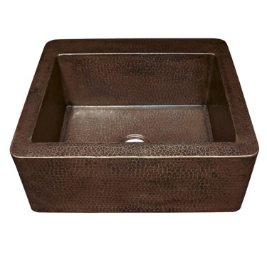 Native Trails Kitchen Sinks - Copper - Farmhouse 25 CPK270 - Antique Finish