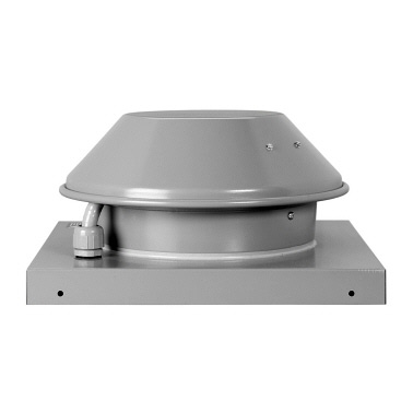 Fantech REC 10 XL - Exterior-Mounted Centrifugal Fan for Installation on Roof - 752 CFM