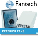 Fantech fantech fans fan tech fantech bathroom fans fantech exhaust fans fantech for Exterior mounted exhaust fans for bathroom