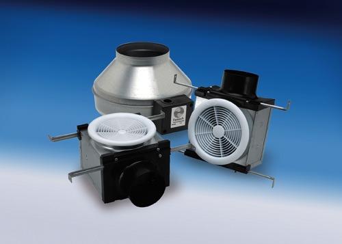Fantech Bathroom Fan Pb270 2 Vent Only Dual Grille 270 Cfm