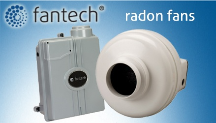 Fantech - HP Series Radon Mitigation Fans