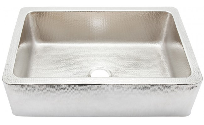 Thompson Traders Sinks - Kitchen - Hammered Stainless Steel - Lucca KSA-3322-HSS