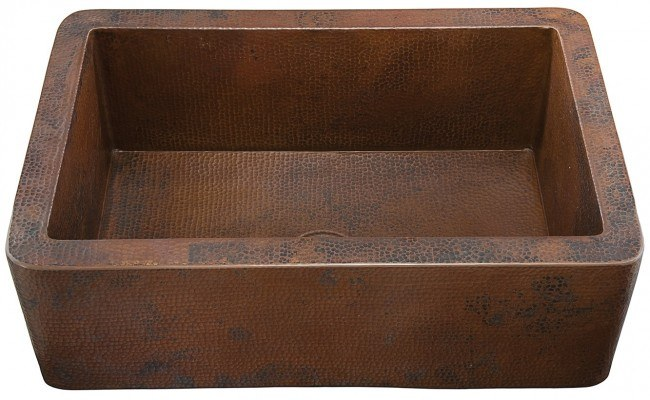 Thompson Traders Sinks - Kitchen Farmhouse - Cardenas - 2KS - Aged Copper