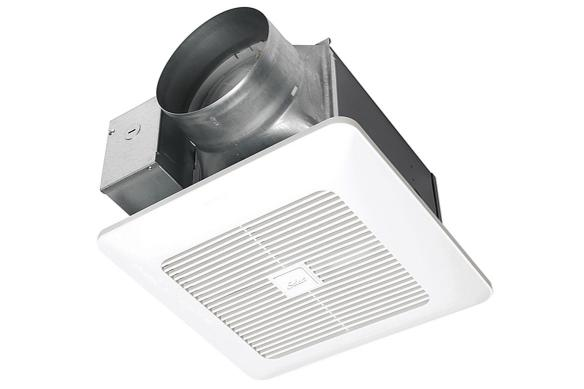 "Panasonic WhisperGreen Select - FV-1115VK2 Bathroom Exhaust Fan - 110-130-150 CFM - Single Speed - 6"" Duct"