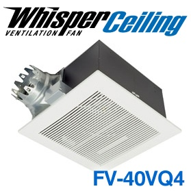 Panasonic Fans WhisperCeiling FVVQ Bathroom Exhaust Fan - Panasonic bathroom ventilation fan