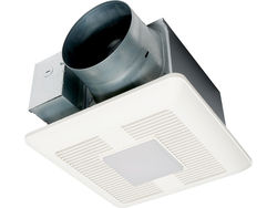 "Panasonic Fans - WhisperCeiling DC - FV-1115VQL1 - Precision Spot Bathroom Ventilation Fan - 110-130-150 CFM - 6"" Inch Duct"