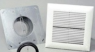 "Panasonic Fans Accessories - Whisper Line - FV-NLF06G 6"" Duct Inlet Grille"