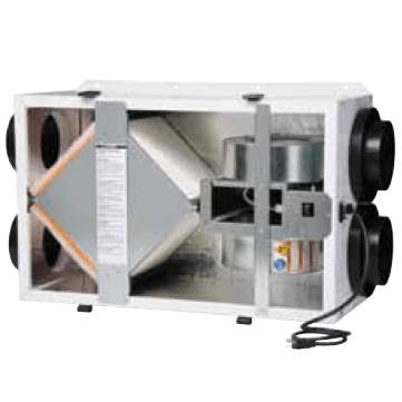 S&P Soler & Palau ERV Energy Recovery Ventilation Fans - TR Series
