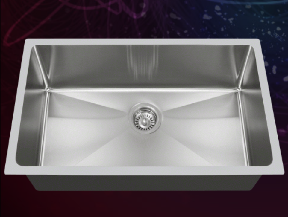 Solera Sinks - Kitchen - Stainless Steel SS0213 Kitchen Sink