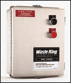 Waste King Accessories Commercial - Deluxe Electrical Control Panel Box - PC1024