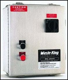 Waste King Accessories Commercial - Deluxe Electrical Control Panel Box - PC2024