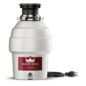 Waste King Garbage Disposal - 3300 3/4 HP Legend Series