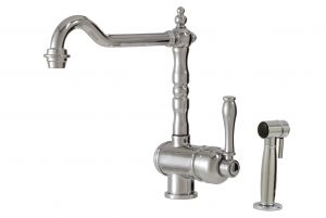 kitchen faucets wave plumbing