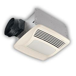 Bathroom   Light on With Lights Broan Bathroom Fans Broan Exhaust Fans With Lights