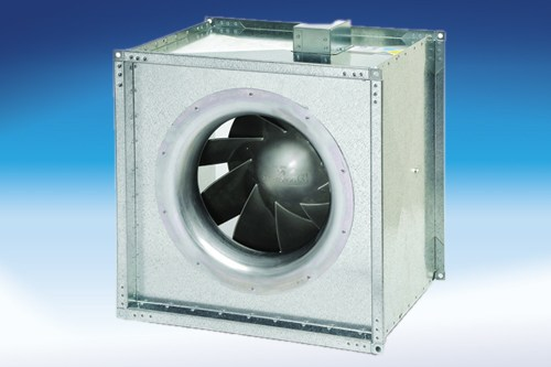 FSD Series Inline Rectangular Duct Fans