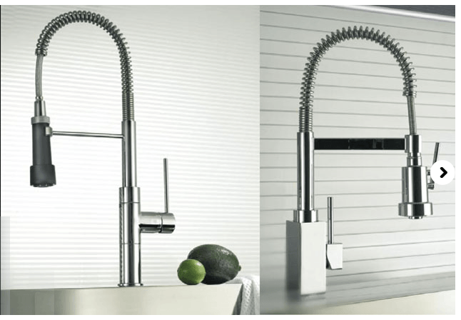 Latoscana Kitchen Faucets - Pull Down