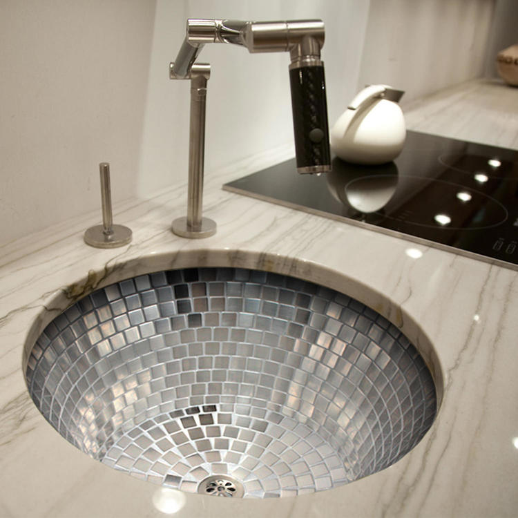Linkasink Sinks - Stainless Steel Mosaic
