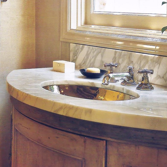 Good Linkasink Sinks   Hammered Stainless Steel Bath