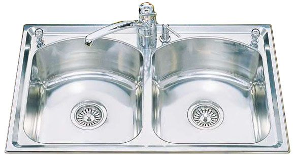 Gemini Stainless Steel Sinks