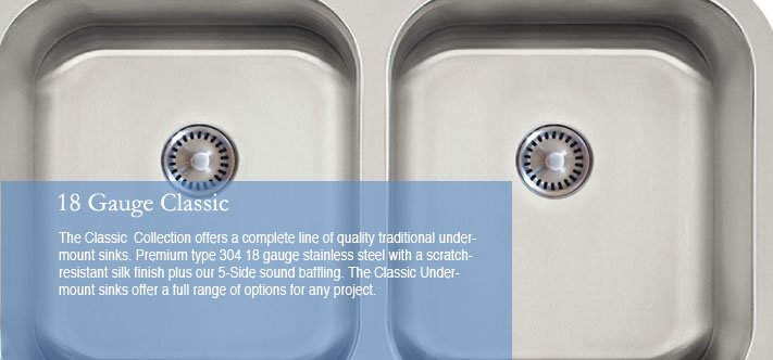 Lenova Kitchen Sinks - Wave Plumbing
