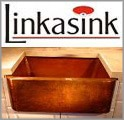 Linkasink Copper Sinks