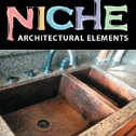 Sink Niche Copper Sinks