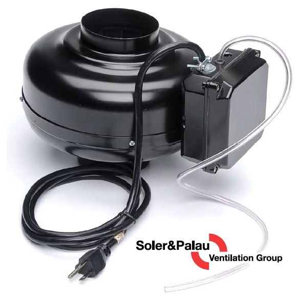 S&P Soler & Palau - Dryer Boosting Fans