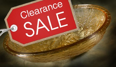Clearance Sinks & Faucets