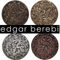 Edgar Berebi Hardware Finishes
