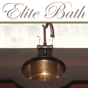 Elite Bath Bronze Bar Sinks