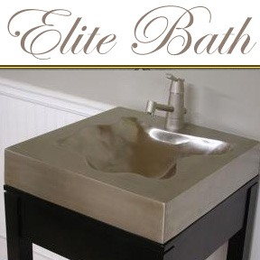 Elite Bath Bronze Bathroom Sinks