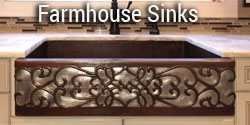 Apron Front Farmhouse Sinks