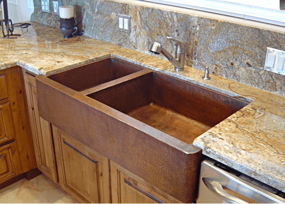 Premier Copper Products - Farmhouse Kitchen Sinks Gallery