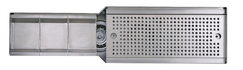 Lenova Kitchen Sinks - Stainless Steel - Entertainer SS-ET-01